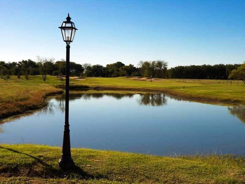 estancias del pilar, el golf - excelente lote en venta.