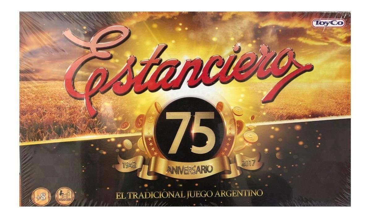 50e23c5f8679 Estanciero Juego De Mesa Version 75 Aniversario Toyco - $ 1.049,00 ...