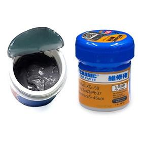 Estaño En Pasta Mechanic Xg-50 Microsoldadura Reballing