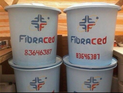 Estanques para agua de fibra de vidrio en for Estanques para agua
