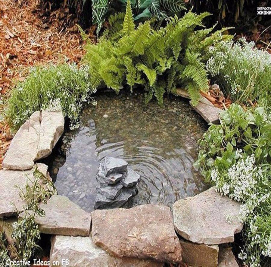 Cascada estanque cascada artificial para estanque cmo for Estanque para carpas