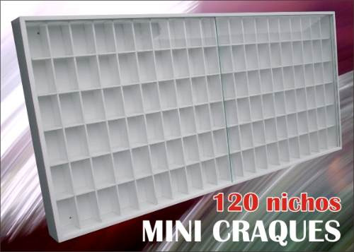 estante (120) bonecos playmobil - super mario - mini craques