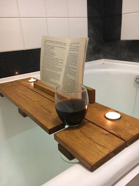 Estante Baño Para Bañera Deck lisa -   1.180 18741a3dc2c4
