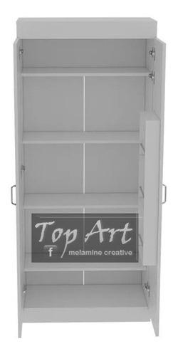 estante de melamina - organizador - alacena - multiusos