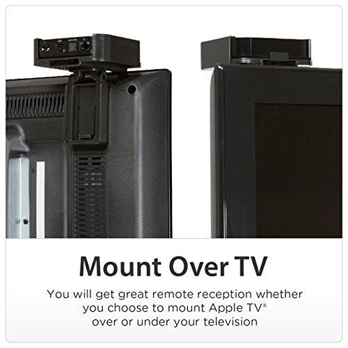 estante de montaje totalmount apple tv (compatible con telev