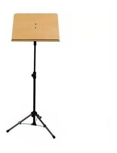 estante de partitura maestro madeira visão vppmbk