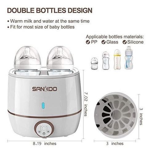 estante de secado para biberones para bebés