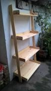 estante escalera 0,80 cm