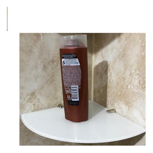 estante esquinero baño vidrio coverglass blanco 5mm 25x25