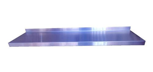 estante estantería acero inoxidable medida estándar 80 x 33