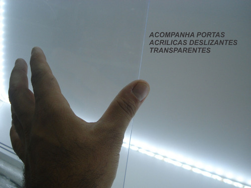 estante expositor hotwheels 200 nichos led promo 10% desc