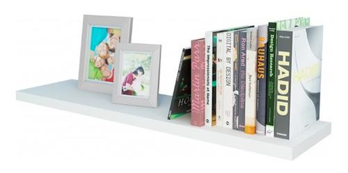 estante flotante 80 x 25 cm colores a elección centro estant
