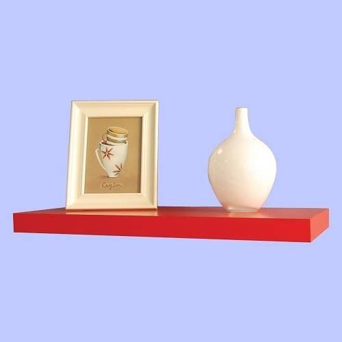 estante flotante con kit de colocación modelo:niza m. ryo
