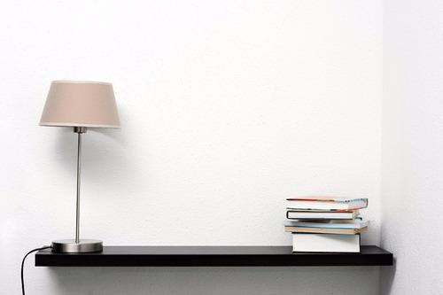 estante flotante - repisa 120 cm - biblioteca