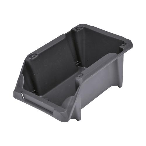 estante gaveteiro c/ 108 gavetas nº3 cor preta bumafer