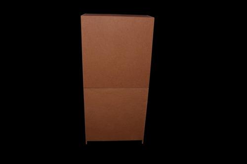 estante lisa 1,40 provençal em mdf 12mm cru!