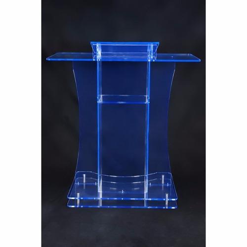 estante mesa púlpito acrílico igreja alta qualidade cristal