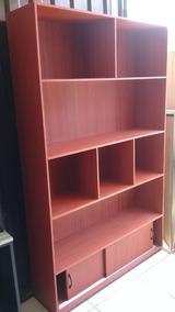 Muebles De Oficina De Madera.Estante Oficina Grande Librero Mueble Repisa