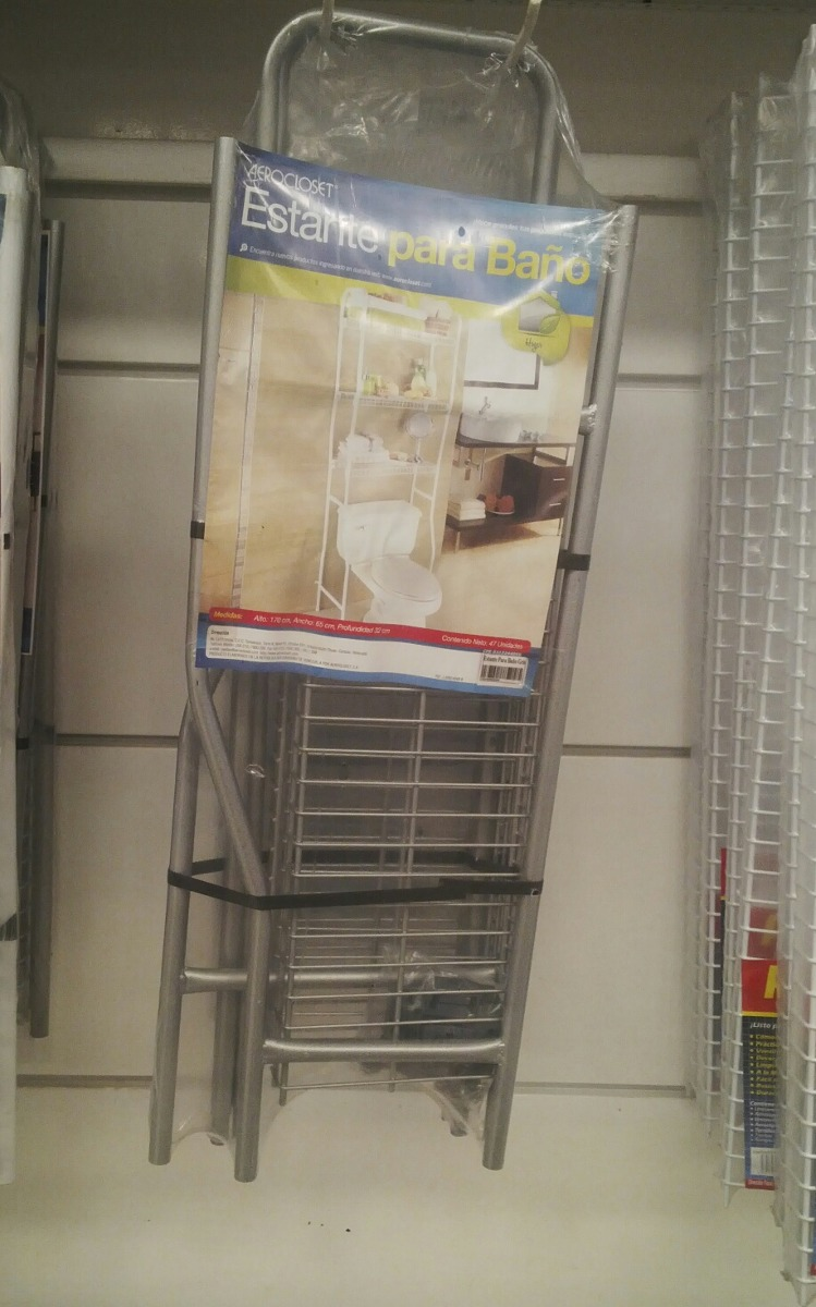estante para baño aerocloset. Cargando zoom. b1d2dac14229