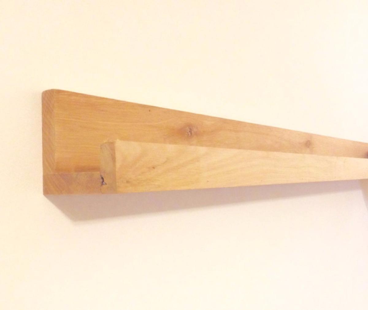 estante para cuadros flotante l j repisa cama madera paraiso. Cargando zoom. 9ceaa1082e67
