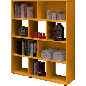 Estante Para Livros Book - Artely