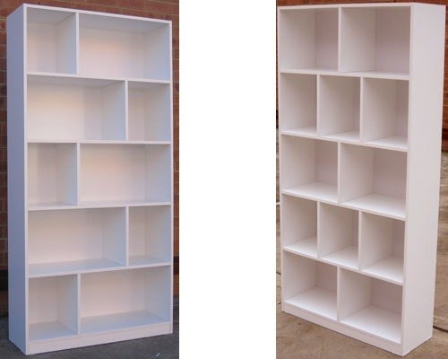 estante para livros  zig zag - multi uso