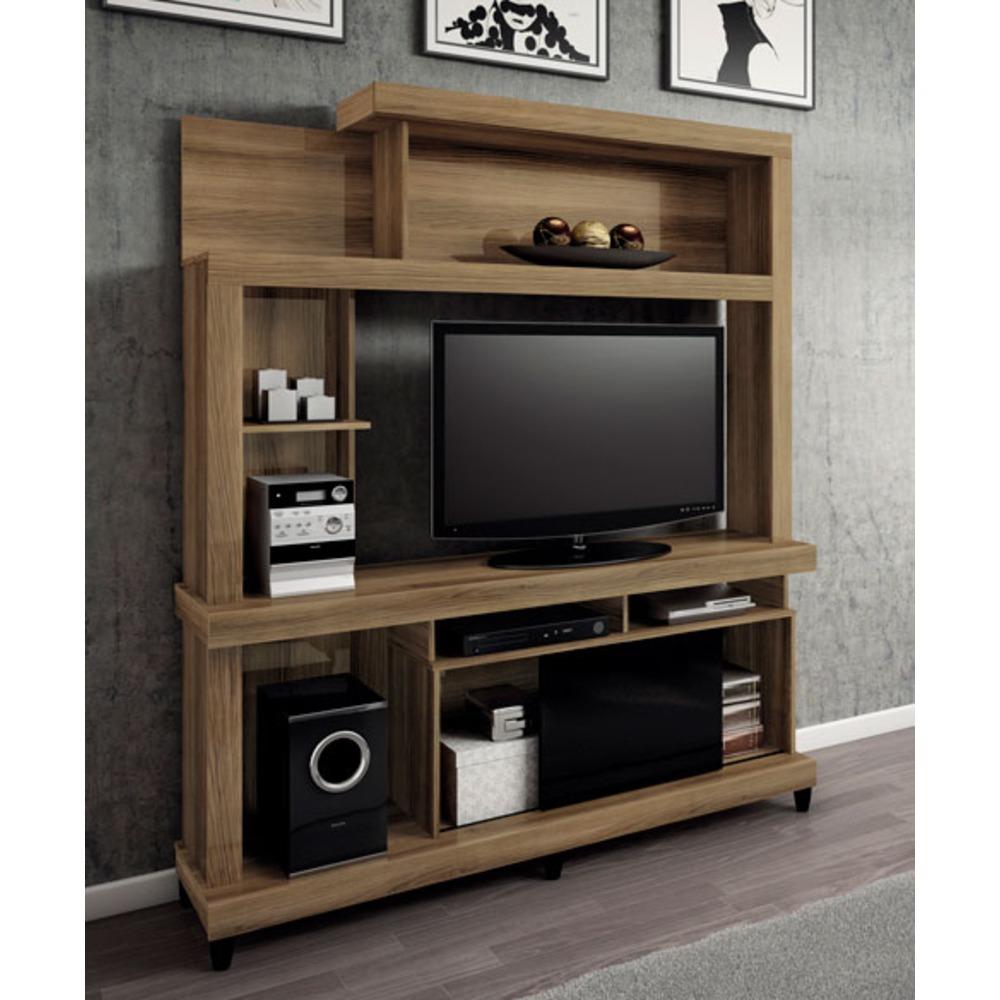Estante para tv de at 42 polegadas l nea brasil viena - Estante para televisor ...