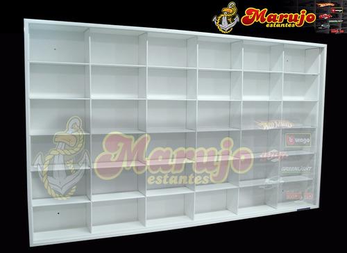 estante p/coleção motos harley davidson 1:18 36nichos marujo