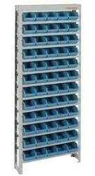 estante prateleira metalica organizadora gaveteiro bin 60/3