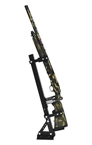 estante qd810-lgr de great day (pistola vertical de bloqueo