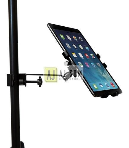 estante regulável p/tablet pedestal de microfone,teclado