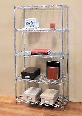 estante repisa mueble metal 5 niveles  envio gratis