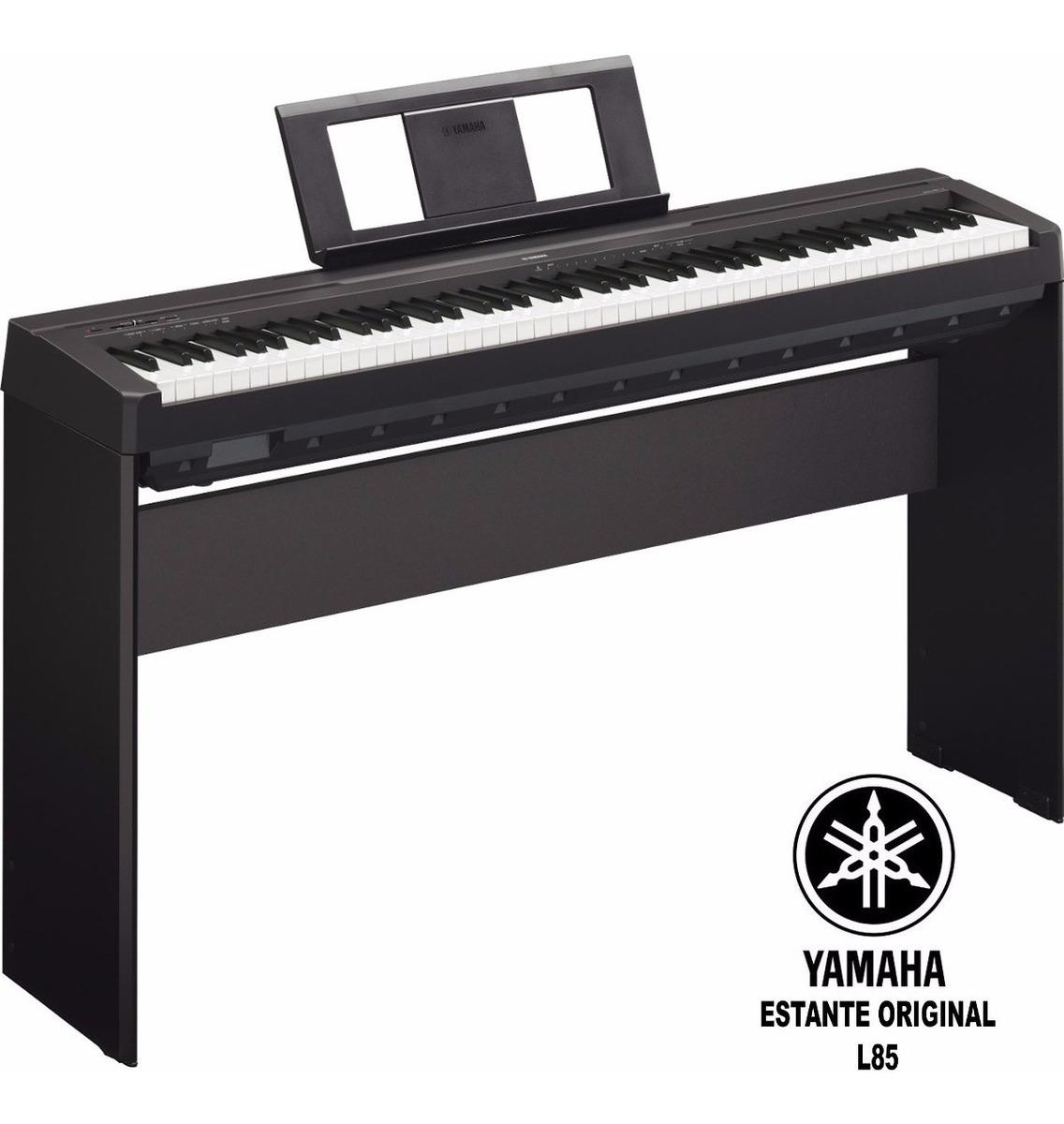 Estante Suporte P Piano Digital L85 P45 P115 Yamaha