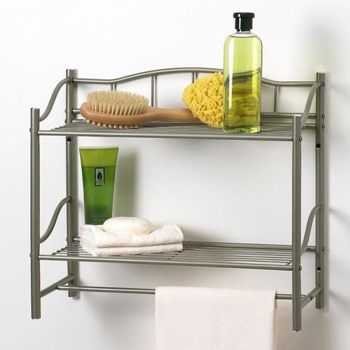 estante/organizador para baño armable