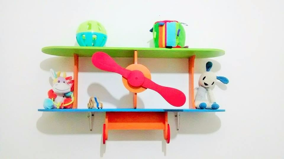 Resultado de imagen para repisas flotantes infantiles repisas for Muebles para juguetes infantiles