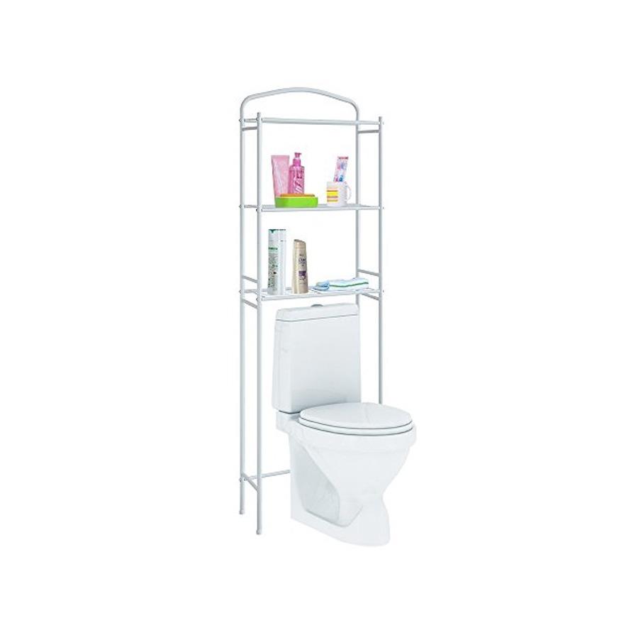 estantería caño para baño sobre inodoro 3 estantes 156x20x49. Cargando zoom. 83a4969a5a19