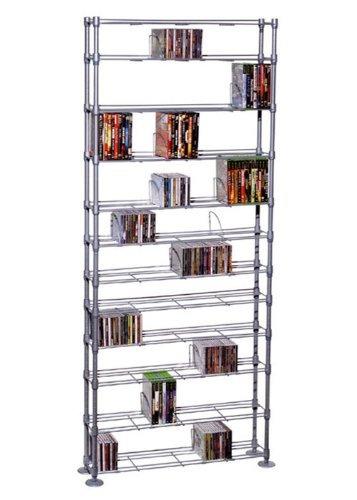 estantería de alambre de acero maxsteel 12 niveles para 864