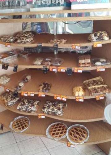 estantería ideal panaderías
