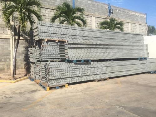 estantería industrial / racks para carga liviana y/o pesada