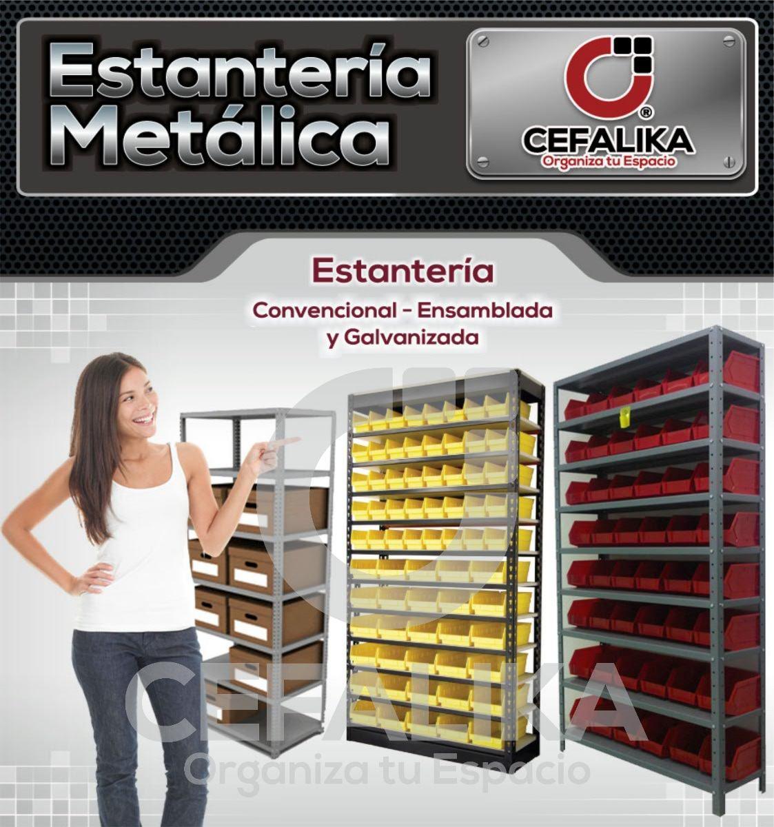Estanteria metalica 100 calidad en mercado libre - Estanteria metalica precio ...