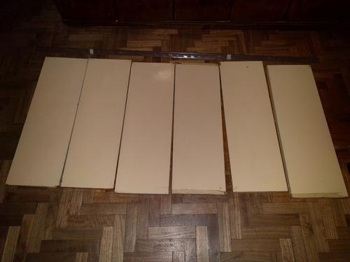 estanteria metalica 2.00 x 0.90 x 0.30 mts