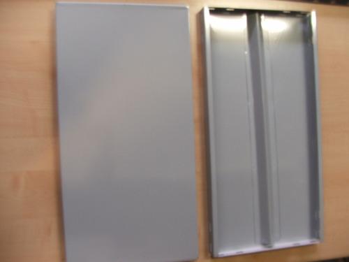 estanteria metalica 30x60x200 carga 260kg reforzada de 4 est