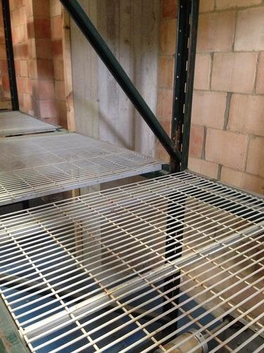 estanteria metalica industrial