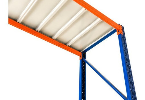 estantería metálica reforzada sin tornillo 2x2x50cm 1000kg