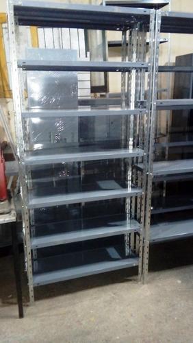 estantería metálicas con 4 estantes 60x90x200