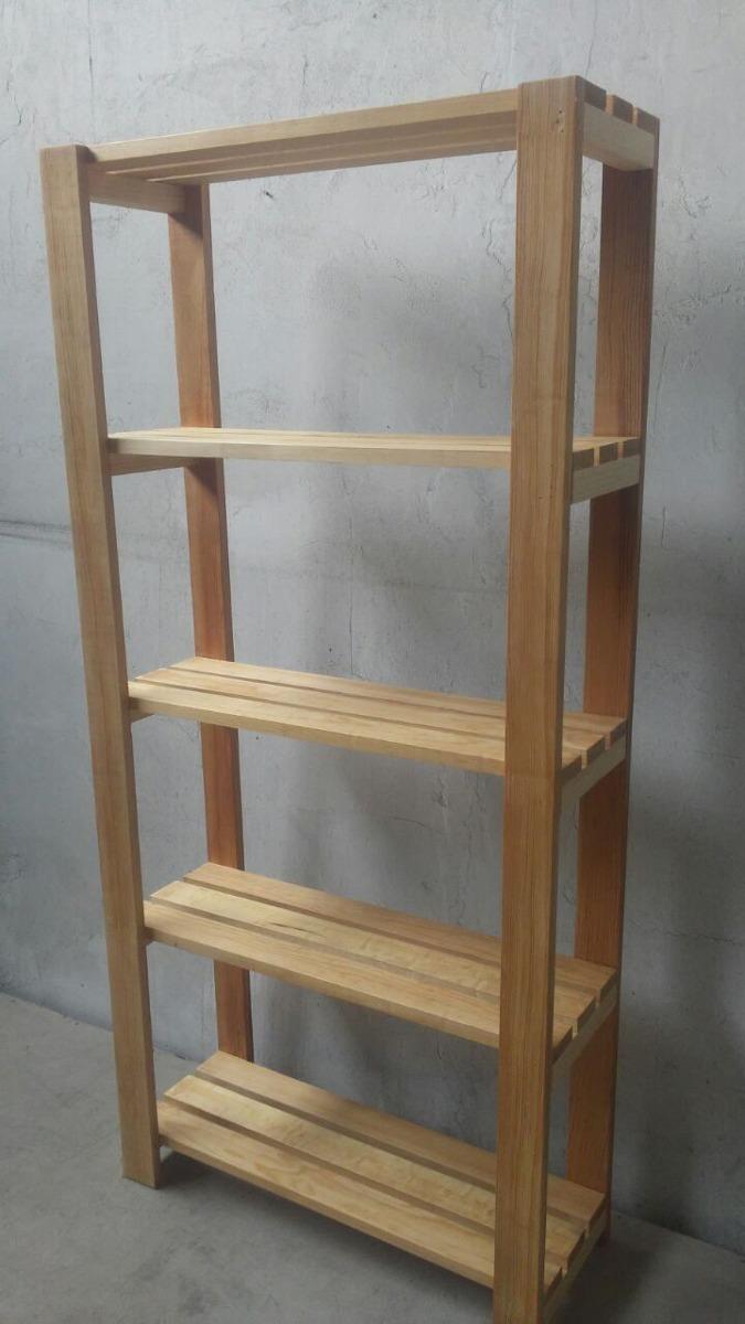 Estanterias modulares de madera estantera modular de for Alacenas de madera