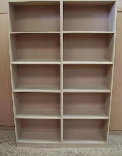 estanteria nº7 | 2 modulos | biblioteca a medida #plakards