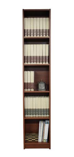 estantería o biblioteca de 5 tramos