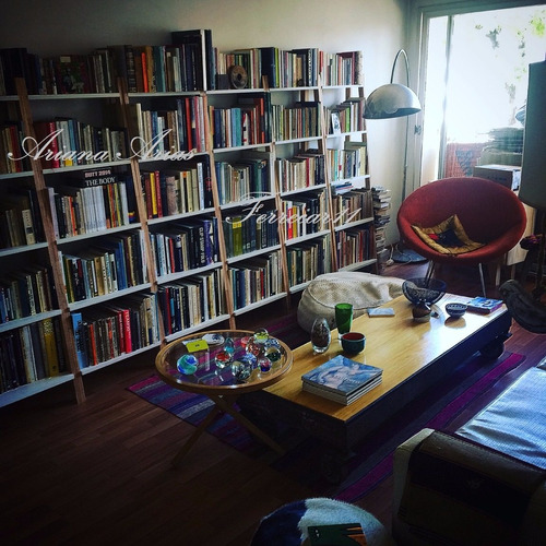 estanteria para biblioteca