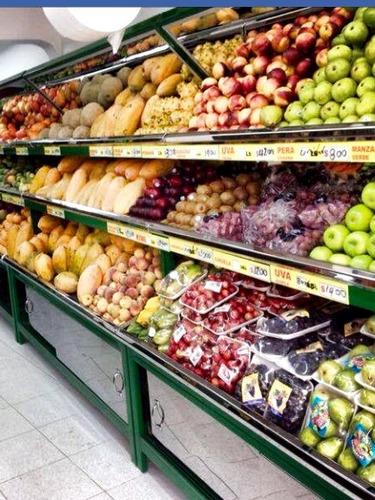 estantería para verduras y frutas gran promoción x agosto